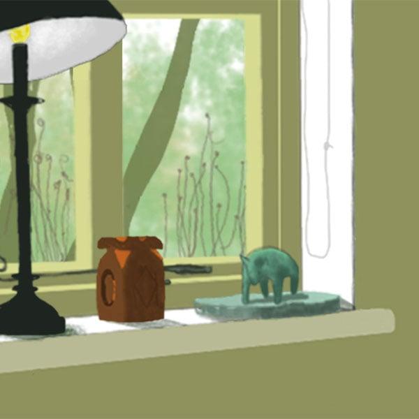 Image of Yoxford Window