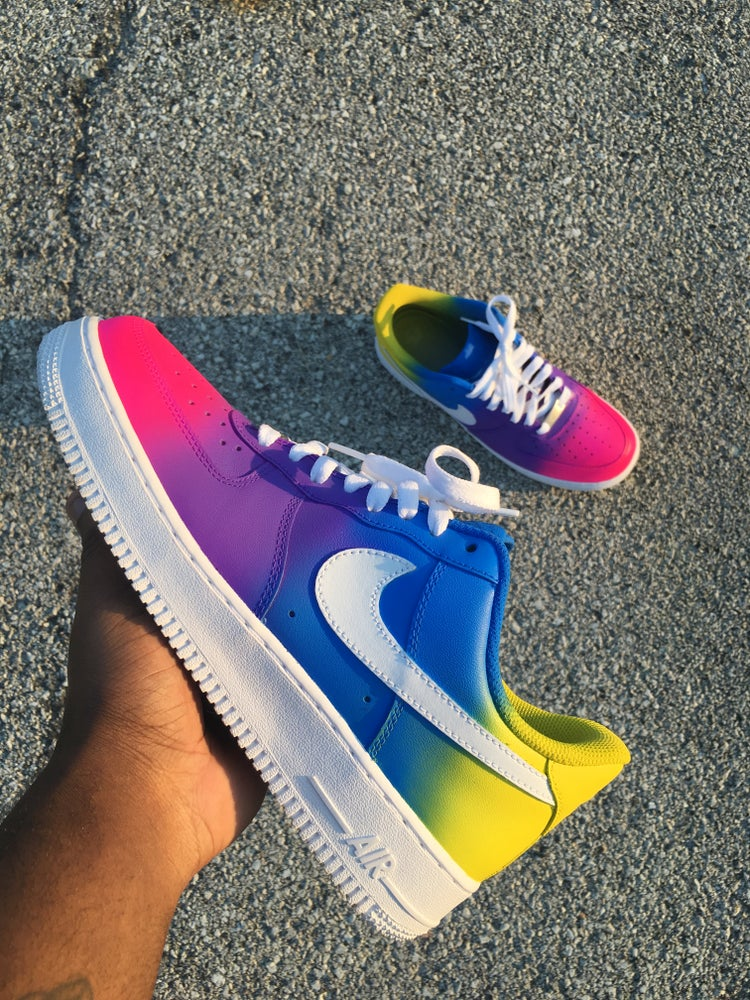 Image of Color fade lows