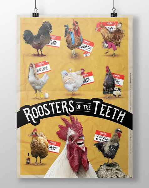 Image of Roosters of the Teeth
