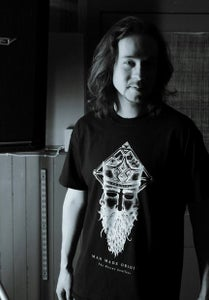 Image of The Divine Soulless t-shirt (black)