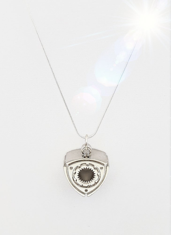 Image of Rotary Engine Necklace