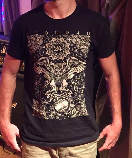 Image of T-Shirt Männer Schwarz