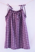 Image of Lilac Circle Dress