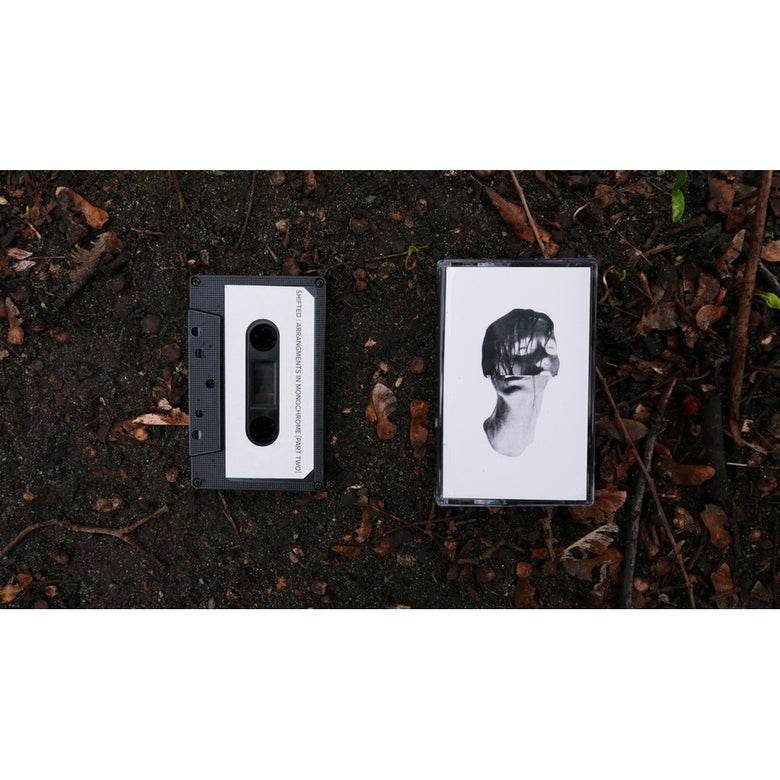 Image of Shifted - Arrangements In Monochrome (Part Two) - Cassette - Edition of 100