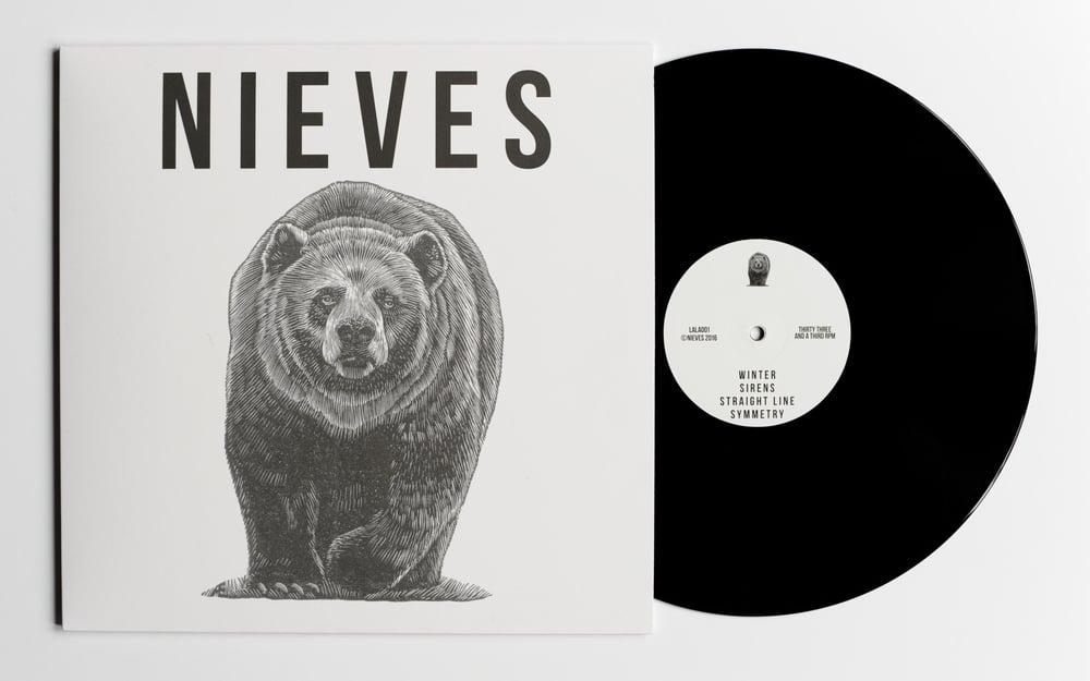 "Image of Nieves EP & Matriarch EP - 12"" VINYL"