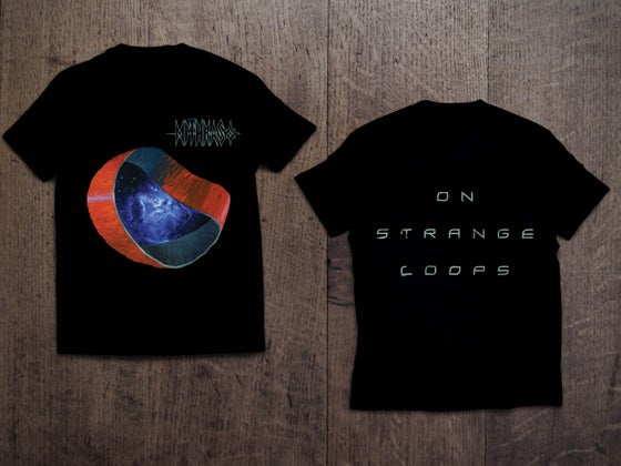 Image of Mithras 'On Strange Loops' t-shirt - XXL only!