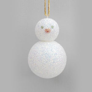 Image of Sparkly Glitter Snowman