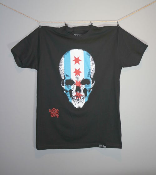 Image of Swim Good Scott Fricke Skull Colab
