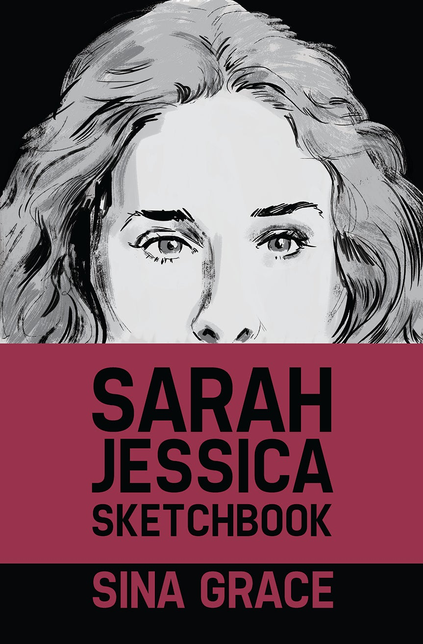 Image of SARAH JESSICA SKETCHBOOK (PDF)