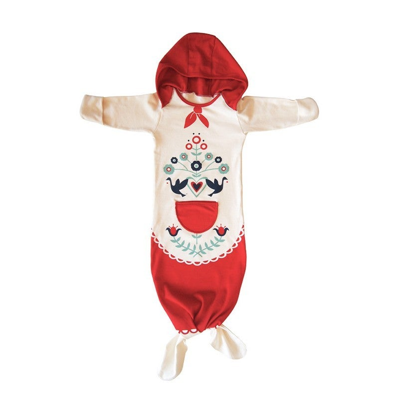 Image of Babushka Doll Baby Sleepwear