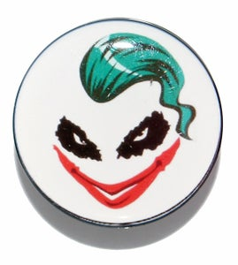 Image of The Joker Batman Acrylic Plugs