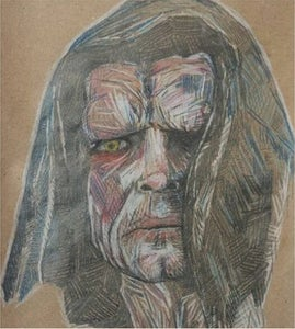 Image of Artosaurus Wrecks Movie Icon Prints - Palpatine