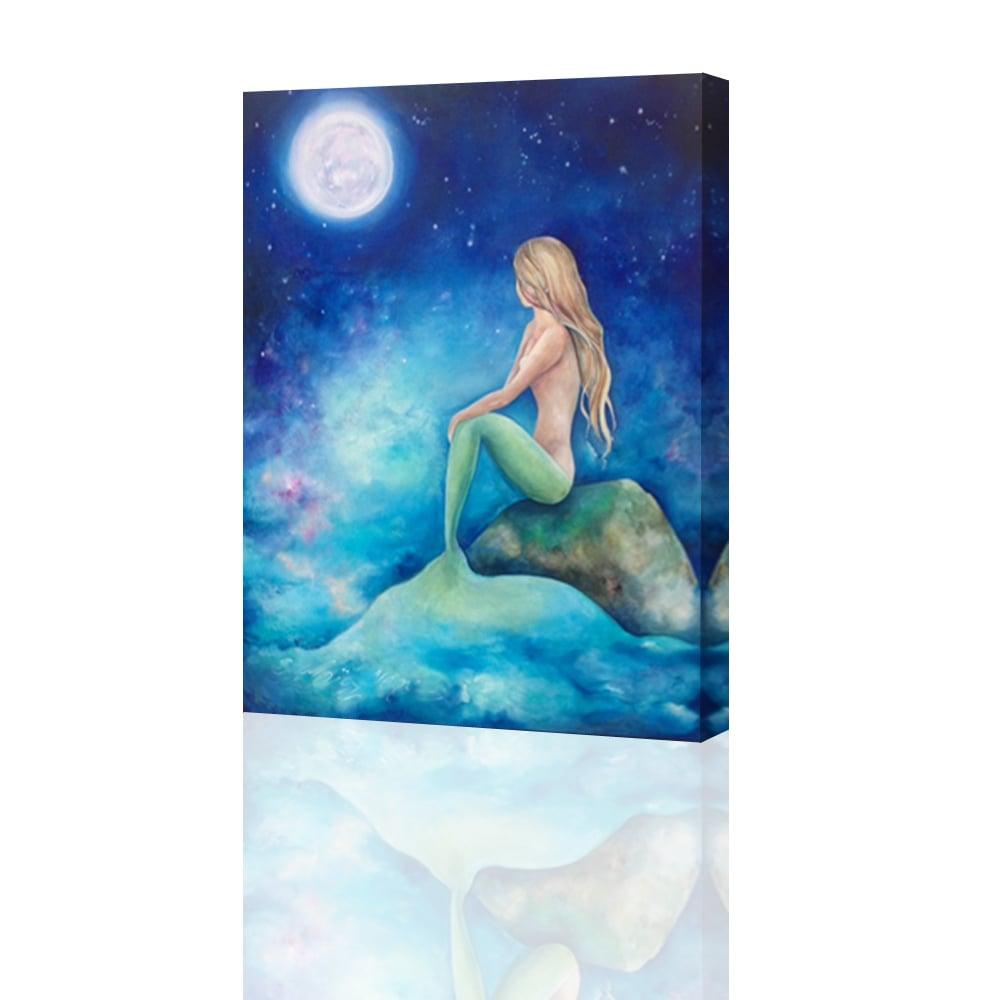 Image of Mermaid 8 Giclee Print