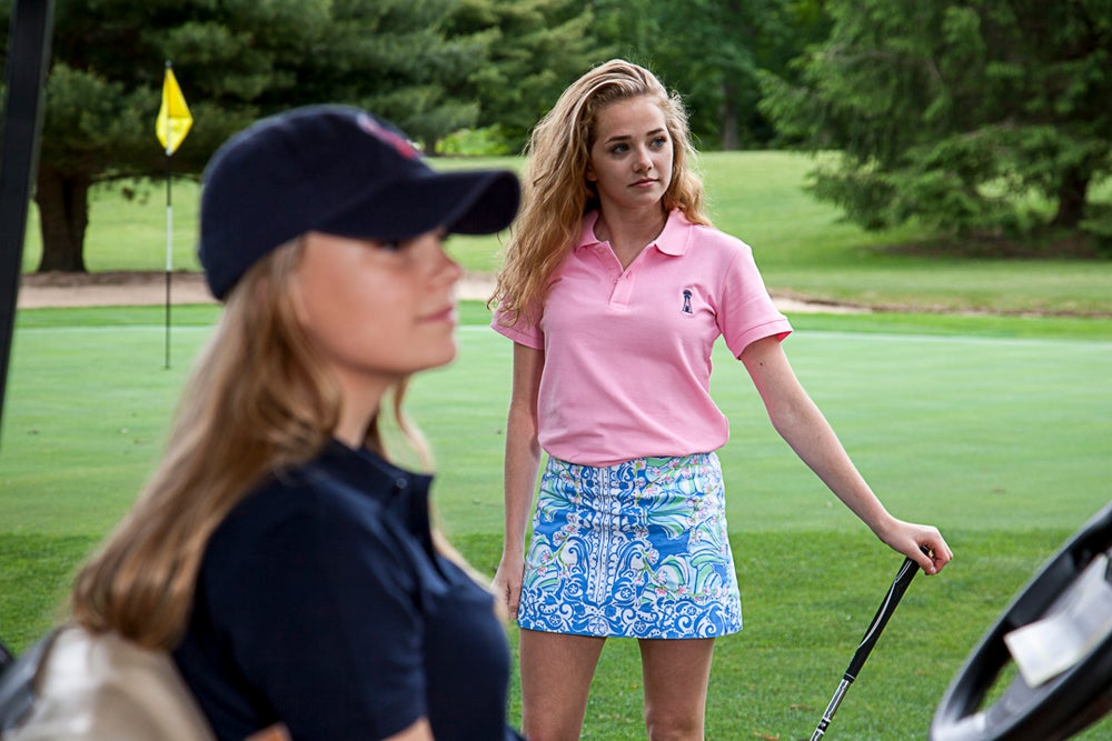 Image of Pink Country Club Polo