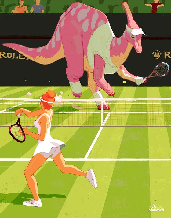 Image of DINO TENNIS