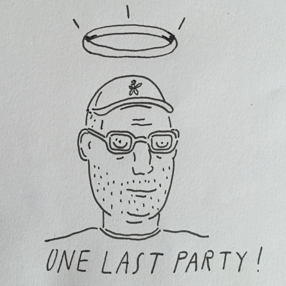 Image of One Last Party 2016 Wristbands : BadCopBadCop, Vanity, Mikey Erg & more...