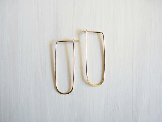 Image of Frame earrings