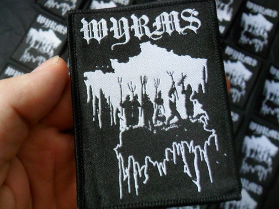 """Image of Official Patch """"France"""""""