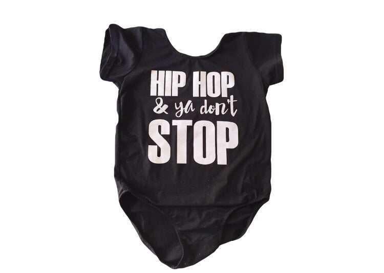 Image of HIP HOP LEOTARD