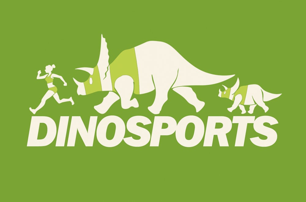 Image of DINO FOOTBALL