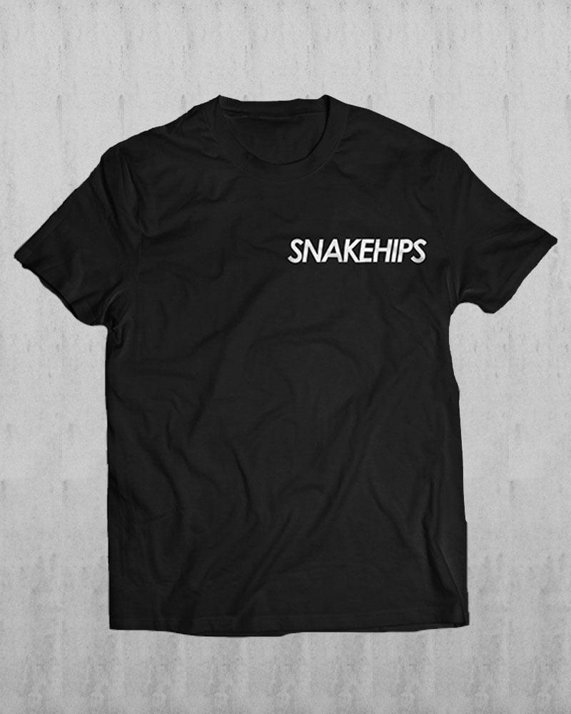 Image of Snakehips Logo Tee
