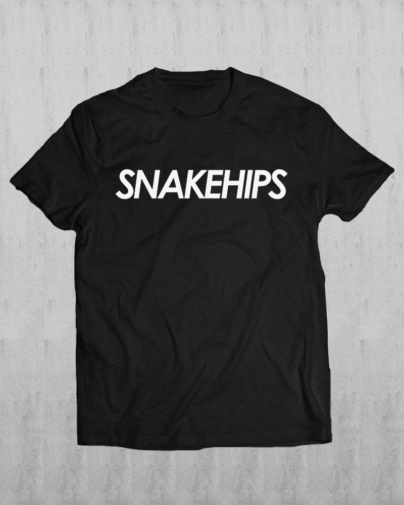 Image of Snakehips Large Logo Tee