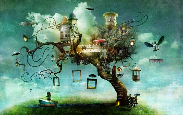 """A Tree"" - Alexander Jansson Shop"