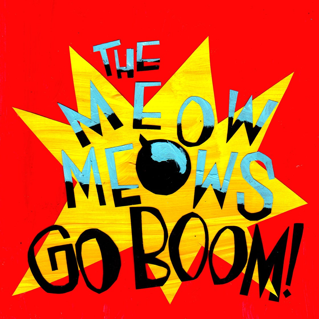 "Image of Go Boom! CD / 12"" Vinyl"