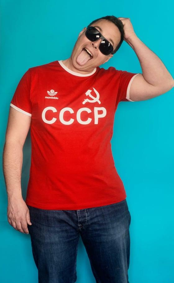Image of Camiseta CCCP de Monóxido