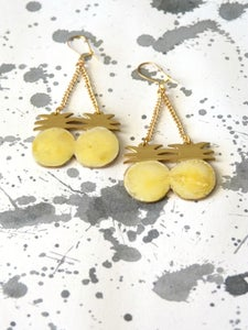 Image of NEW! LITTLE PINEAPPLES EARRINGS