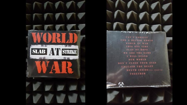 "Image of CD ""World at War"""