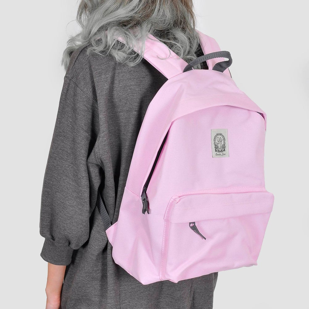 Image of Baby pink backpack 1c485eaa6f9e3
