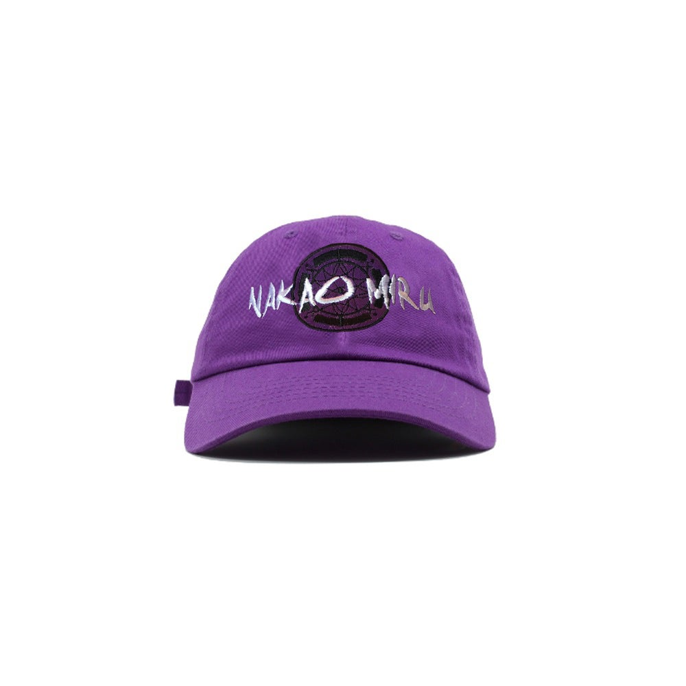 Image of Nakaomiru Purple Cap [Limited Edition]