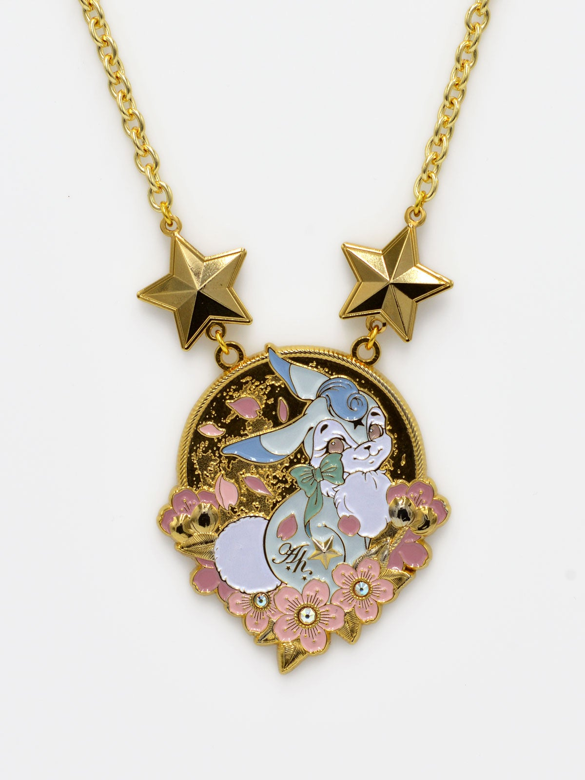 Image of Bunny Necklace · Sax