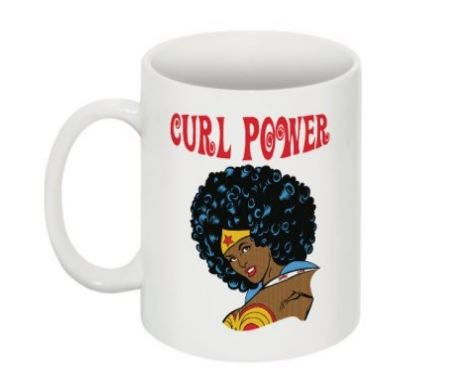 Image of Curl Power Mug