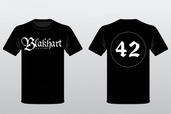 Image of BLAKHART 42 EDITION T-SHIRT