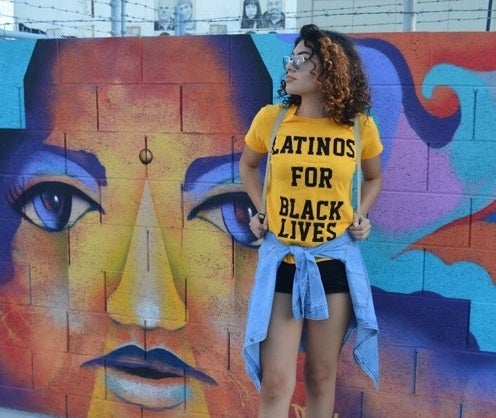 Image of Latinos For Black Lives