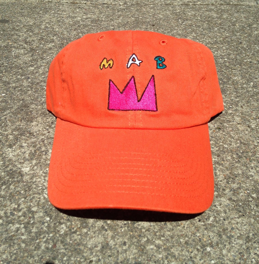 Image of MAB CROWN DAD CAPS