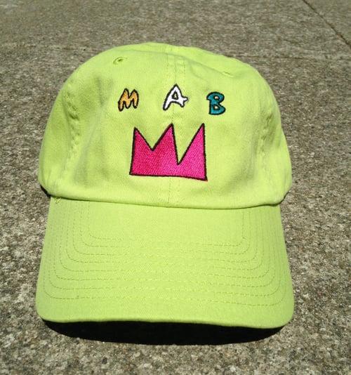 Image of MAB CROWN DAD CAPS