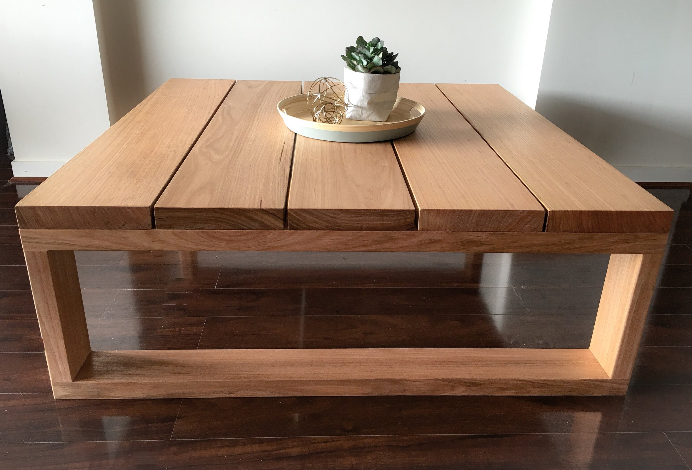Image Of PLANK   Coffee Table