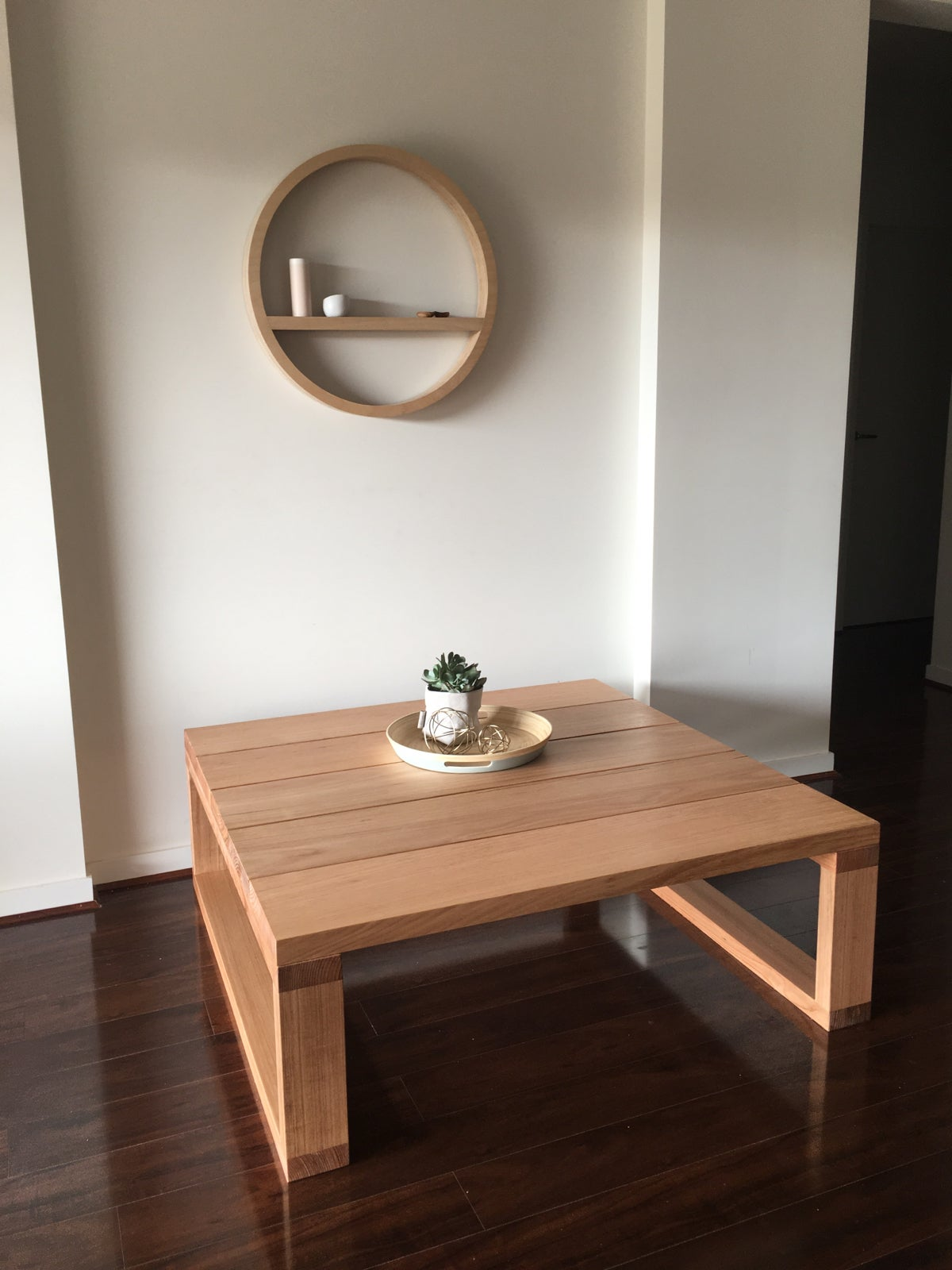 Image of PLANK - Coffee Table