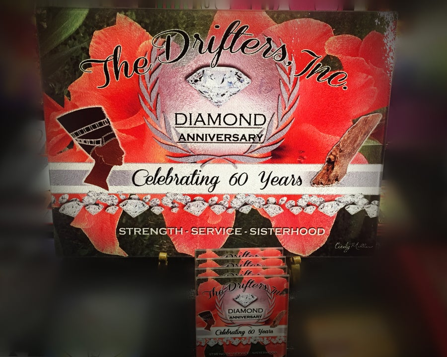 Image of Drifters Diamond Anniversary