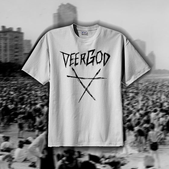 Image of DeerGod - 'Logo' T-Shirt
