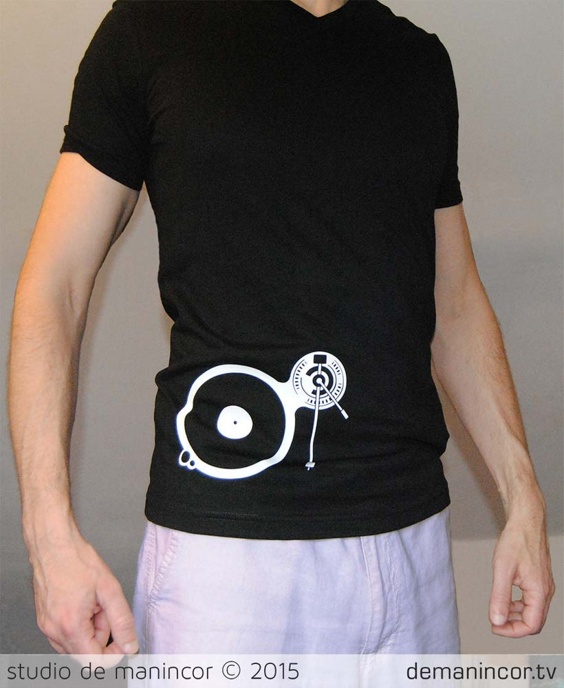 Image of Turntable T-Shirt