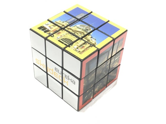 Image of Eureka Skydeck Photo Rubix Cube inc.postage*