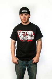 Image of Get Punched 2016 logo tee