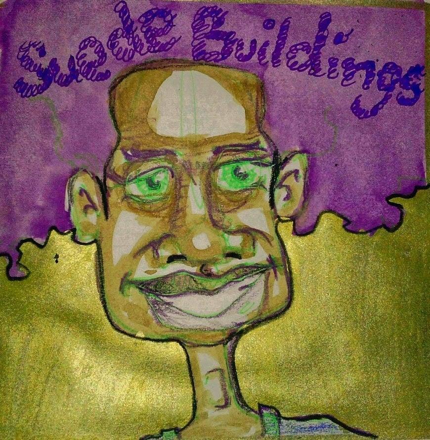 Image of Suede Buildings