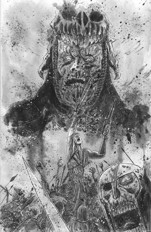 Image of ARMY OF DARKNESS COVER