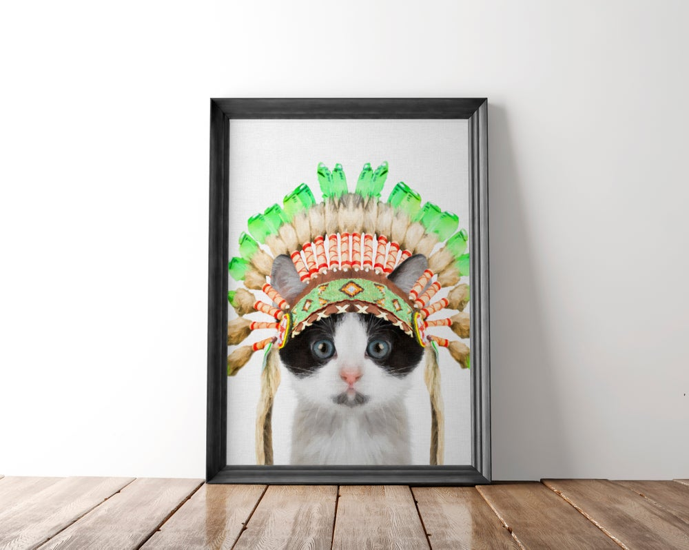 """Image of """"Kitty Warbonnet"""""""