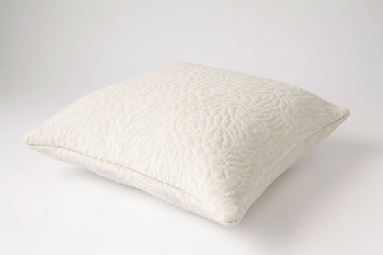 Image of White Forest Cushion Cover - Square